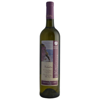 Kidonitsa White Wine Bottle